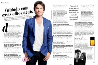 Glamour Brasil (Июнь 2014)
