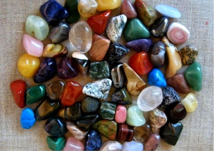 Камни талисманы фото