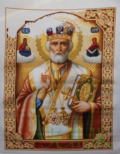 Святой Николай Чудотворец.