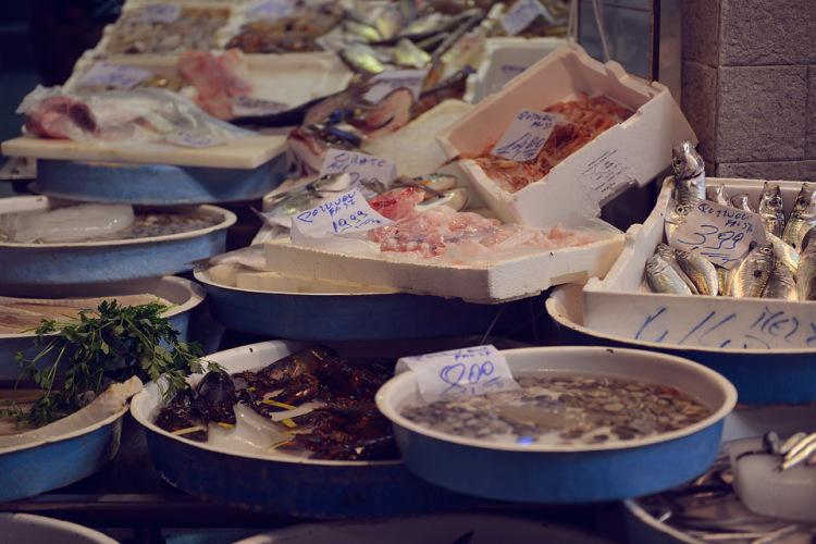 Неаполь. Еда