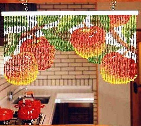 串珠系列-4-珠帘-(燕窝编织) - 燕窝 - 燕窝编织