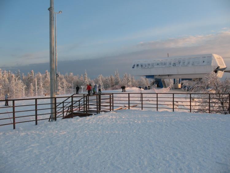 Белая Гора Нижний Тагил